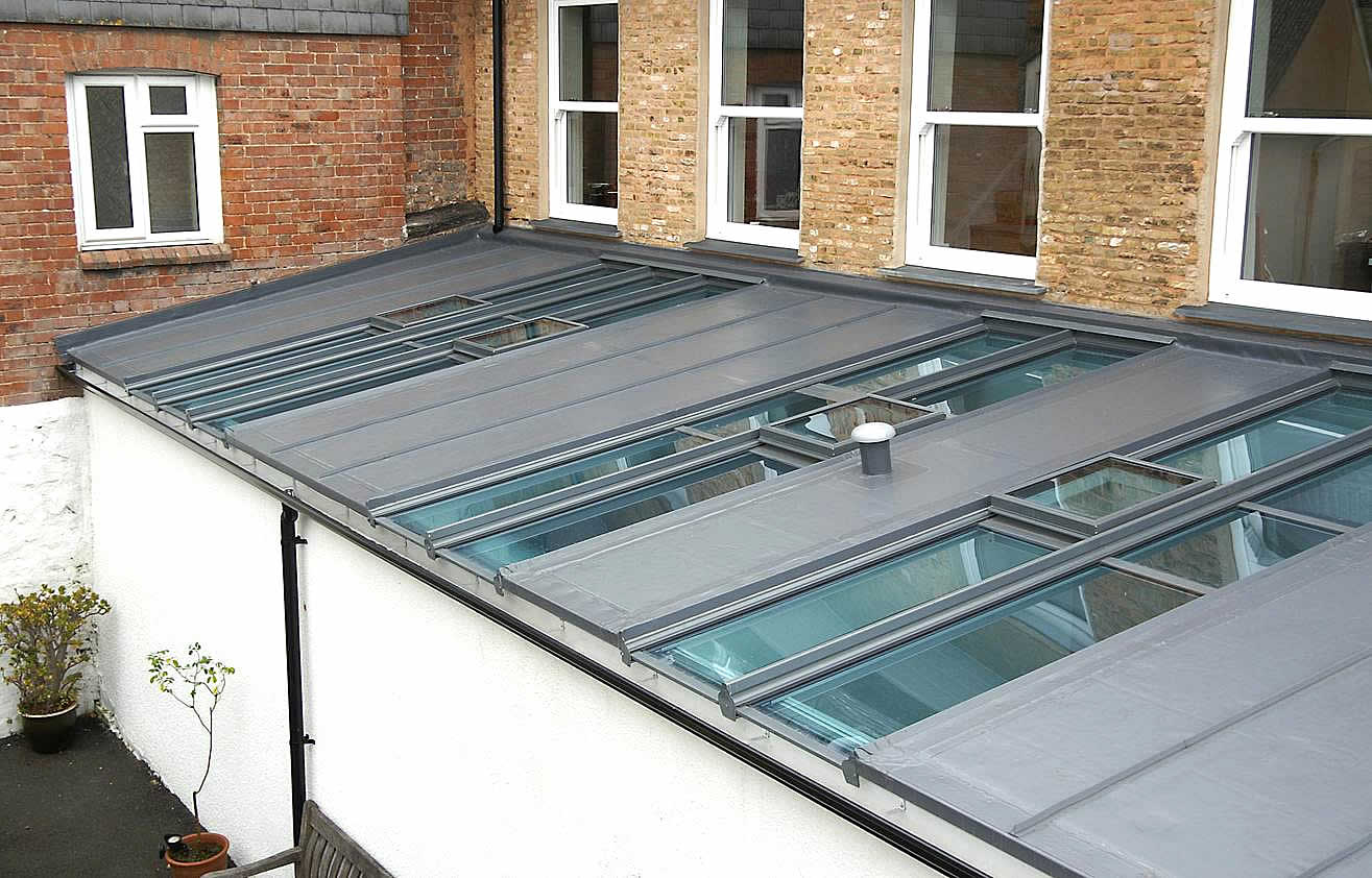 Skylights And Flat Roofs County Flat Roofing